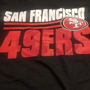 49ers t-shirts